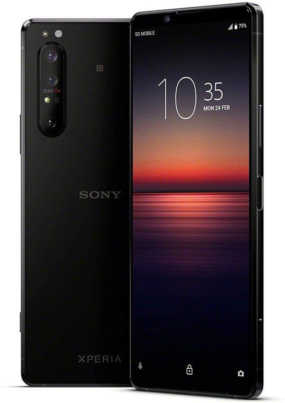 Sony Xperia 1 II 256GB Smartphone - Black