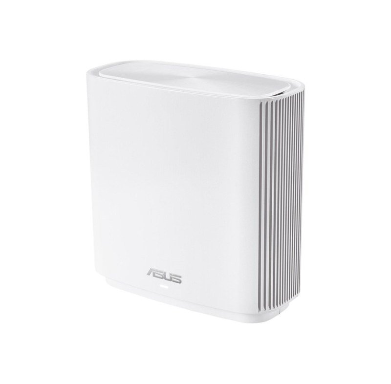 ASUS ZenWiFi AX Whole-Home Tri-band Mesh WiFi 6 System (XT8) - White 1 PACK