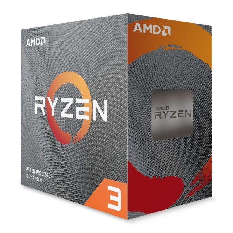 EXDISPLAY AMD Ryzen 3 3100 AM4 Processor