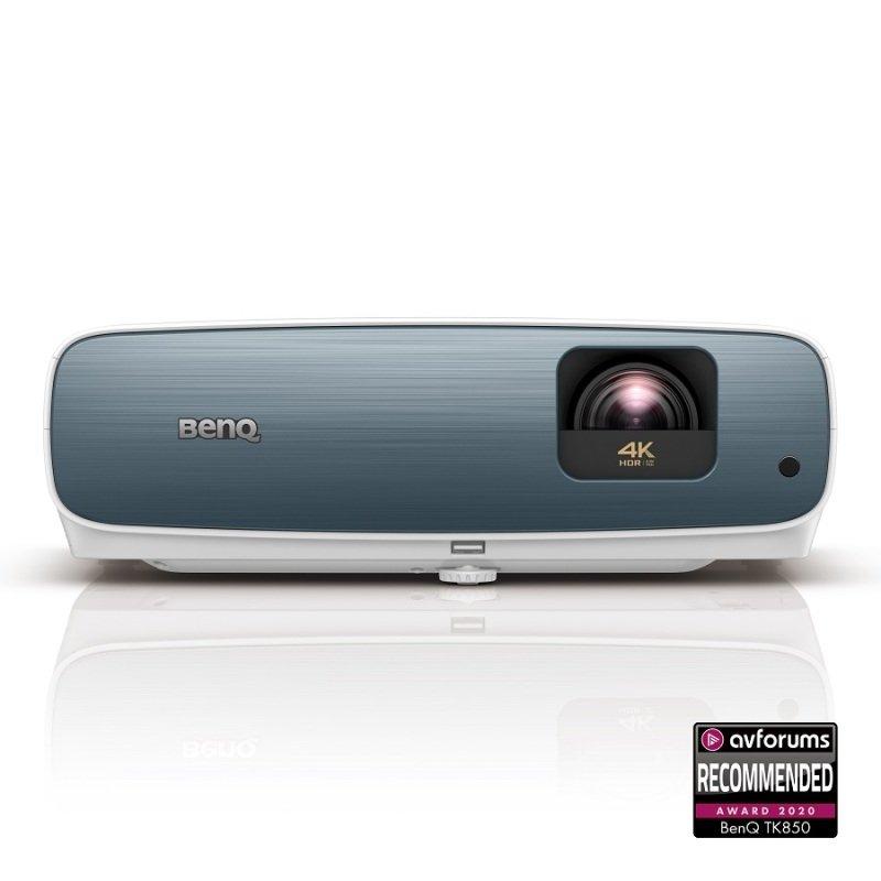 BenQ TK850 - DLP Projector - Zoom Lens - 3D
