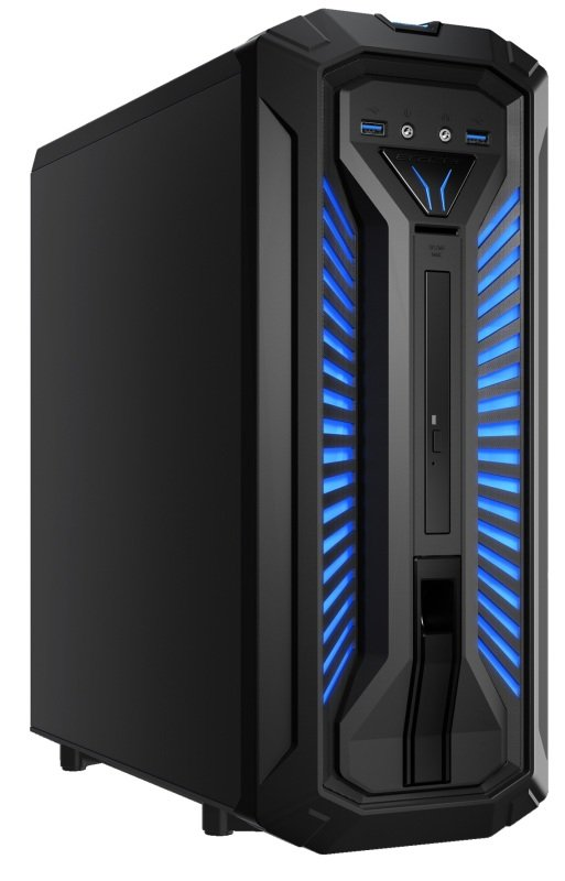 Medion Erazer X30 Core i5 9th Gen 16GB RAM 1TB HDD 256GB SSD GTX 1660 Ti Gaming Desktop PC