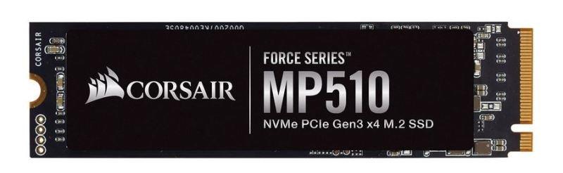 Corsair Force MP510 4TB PCIe NVMe Performance M.2 SSD