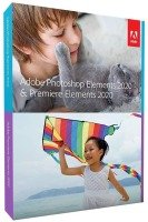 Adobe Photoshop Elements 2020 & Premiere Elements 2020 - Retail