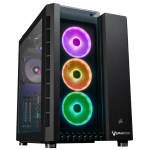 AlphaSync Core i9 10th Gen 32GB RAM 4TB HDD 500GB SSD RTX 2080Ti Water Cooled Gaming Desktop PC