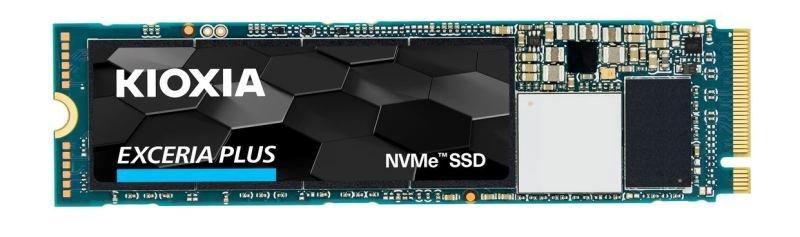 Image of KIOXIA 1TB EXCERIA PLUS Internal PCIe NVMe M.2 SSD