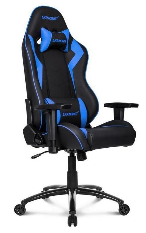 Image of AKRacing Core Series SX Gaming Chair - Blue