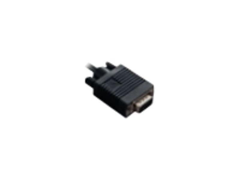 V7 VGA Display Cable  HDDB15 (m/m) black 5m