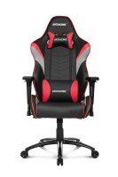AKRacing Core Series LX Gaming Chair, Black & Red