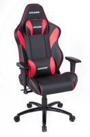 AKRacing Core Series LX Plus Gaming Chair, Black & Red