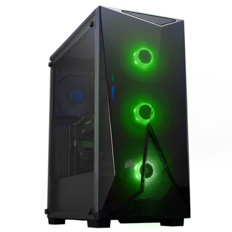 AlphaSync Core i5 10th Gen 16GB RAM 1TB HDD 240GB SSD GTX 1650 Super Gaming Desktop PC