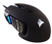 Corsair Scimitar Elite Optical MOBA/MMO RGB Gaming Mouse