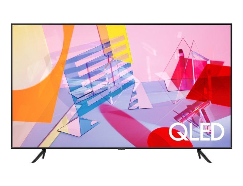 """Samsung 55"""" QE55Q60T Ultra HD Quantum HDR QLED Smart TV"""