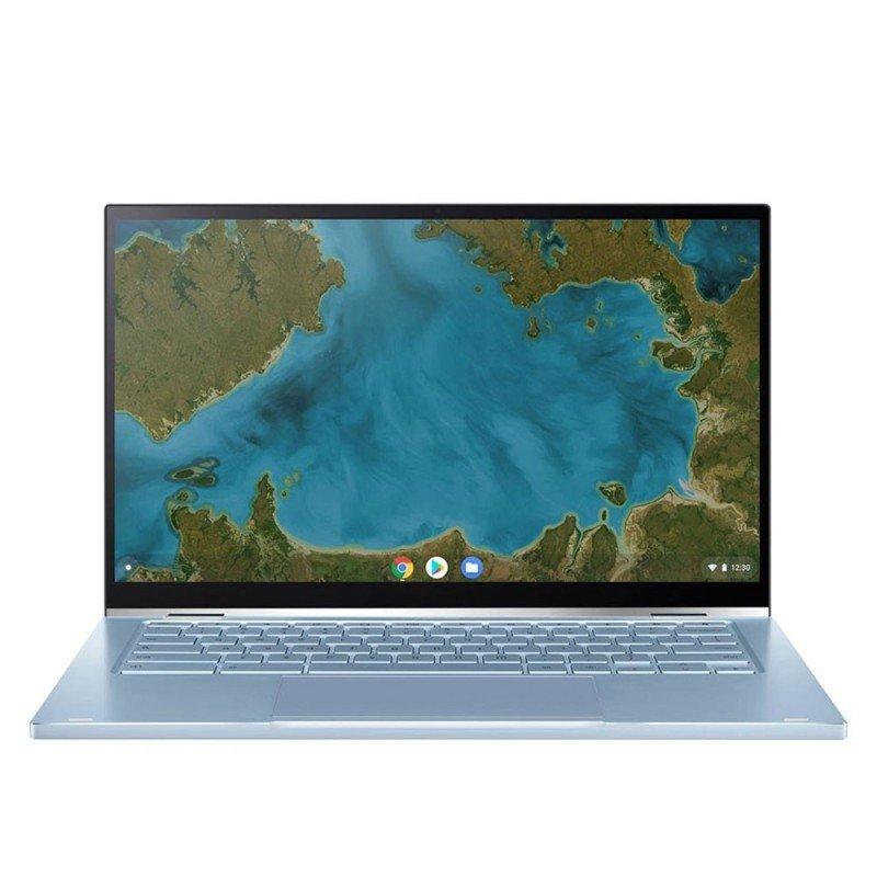 "Asus C433TA Core M3 8GB 64GB eMMC 14"" Convertible Chromebook"