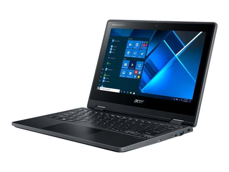 "Acer TravelMate Spion B3 Intel Celeron 4GB 64GB eMMC 11.6"" Convertible Laptop (Education Only)"