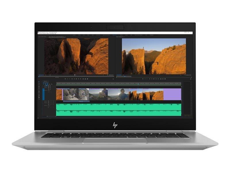 """HP ZBook Studio G5 Core i7 16GB 512GB SSD Quadro P2000 15.6"""" Win10 Pro Mobile Workstation"""