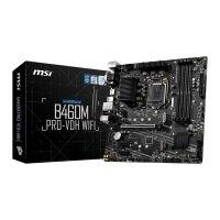 MSI Intel B460M PRO-VDH WIFI mATX Motherboard