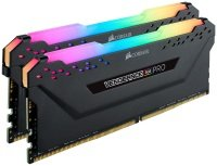 CORSAIR VENGEANCE RGB PRO 16GB (2x8GB) DDR4 4000 (PC4-32000) C19 Desktop memory - Black