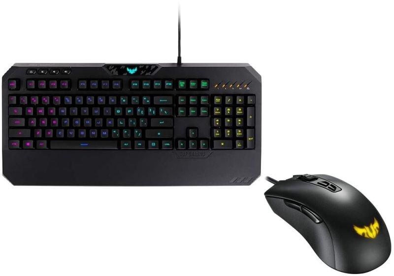 EXDISPLAY ASUS TUF Gaming K5 & M3 Keyboard & Mouse bundle