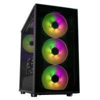 AlphaSync SLI Core i9 10th Gen 64GB RAM 4TB HDD 1TB SSD 2 x RTX 2080 Ti Win10 Pro Gaming Desktop PC