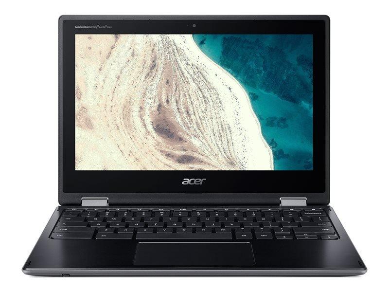 "Image of Acer Chromebook Spin 511 R752T-C1Y0 Intel Celeron N4020 4GB RAM 32GB eMMC 11.6"" HD Touchscreen Chrome OS Convertible Laptop - NX.HPWEK.001"