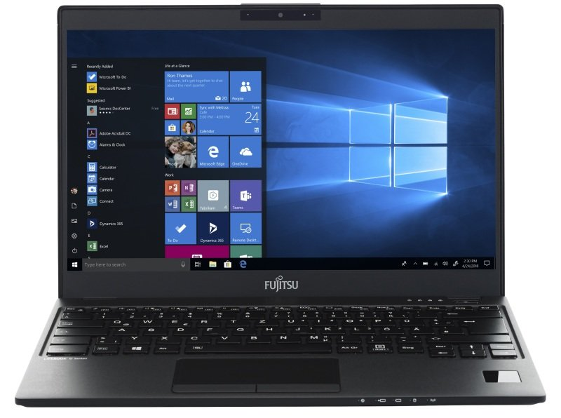 "Fujitsu LIFEBOOK U939 Core i5 8GB 256GB SSD 13.3"" Win10 Pro Laptop"
