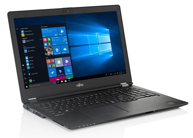 """Fujitsu LIFEBOOK U759 Core i7 8GB 512GB SSD 15.6"""" Win10 Pro Laptop"""