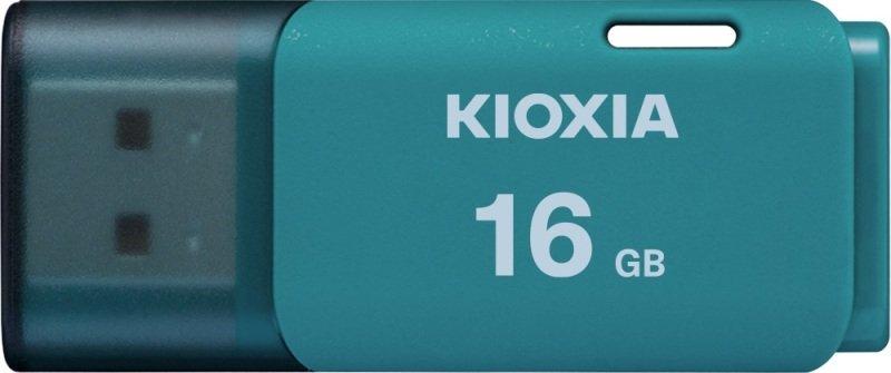 Image of Kioxia 16GB TransMemory U202 USB2 Aqua