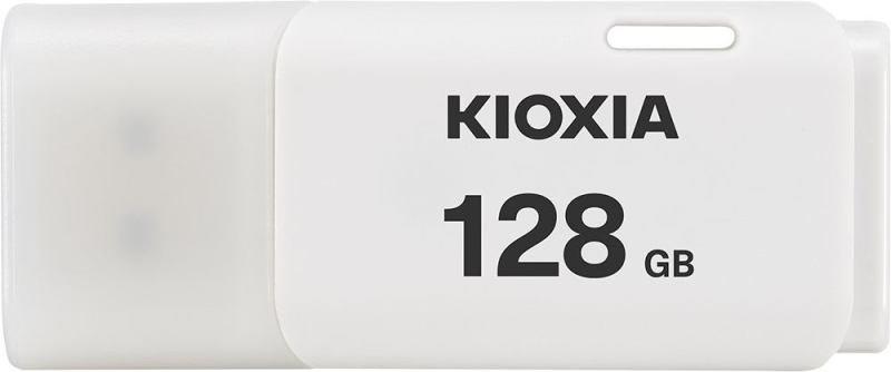 Image of Kioxia 128GB TransMemory U202 USB2 White