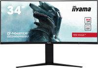 """Iiyama G-MASTER GB3466WQSU-B1 34"""" UWQHD 1ms 144Hz Gaming Monitor"""