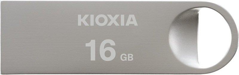 Image of Kioxia 16GB TransMemory U401 USB2 Metal
