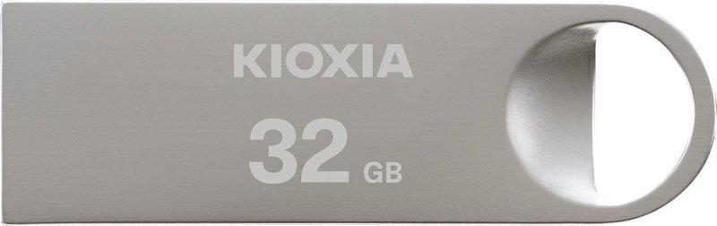 Image of Kioxia 32GB TransMemory U401 USB2 Metal