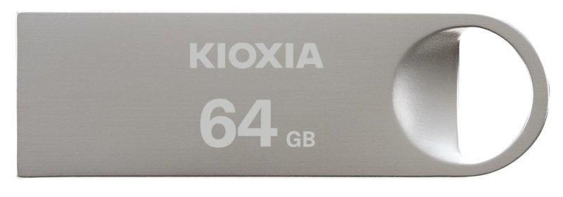 Image of Kioxia 64GB TransMemory U401 USB2 Metal