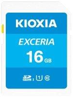 Kioxia 16GB Exceria U1 Class 10 SD card