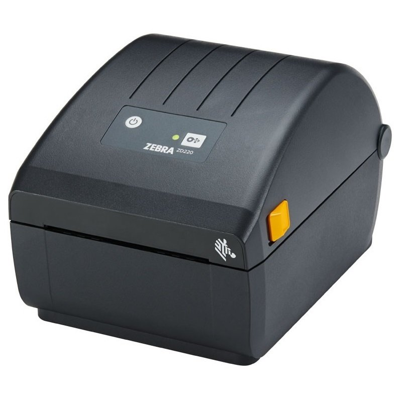 Zebra ZD220 Desktop Direct Thermal Monochrome Printer