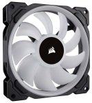 EXDISPLAY Corsair LL Series LL140 RGB 140mm Dual Light Loop RGB LED PWM Fan Single Pack