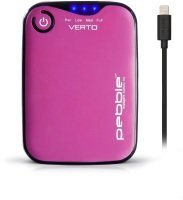 Veho Pebble Verto Pro Power Bank - 3,700mAh - Pink
