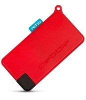 Veho Pebble Pokket 1000mAh Micro Keyring Power Bank - Red