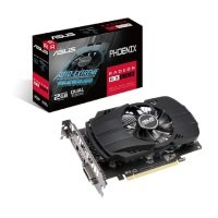 ASUS Radeon RX 550 Phoenix 2GB Graphics Card