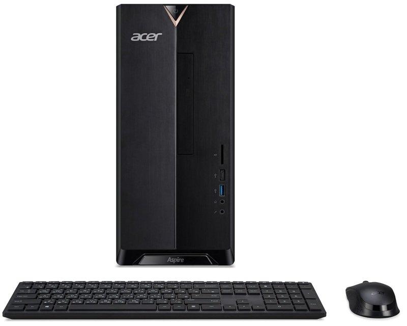 Acer Aspire TC-895 MT Core i3 10th Gen 8GB RAM 1TB HDD Win10 Home Desktop PC