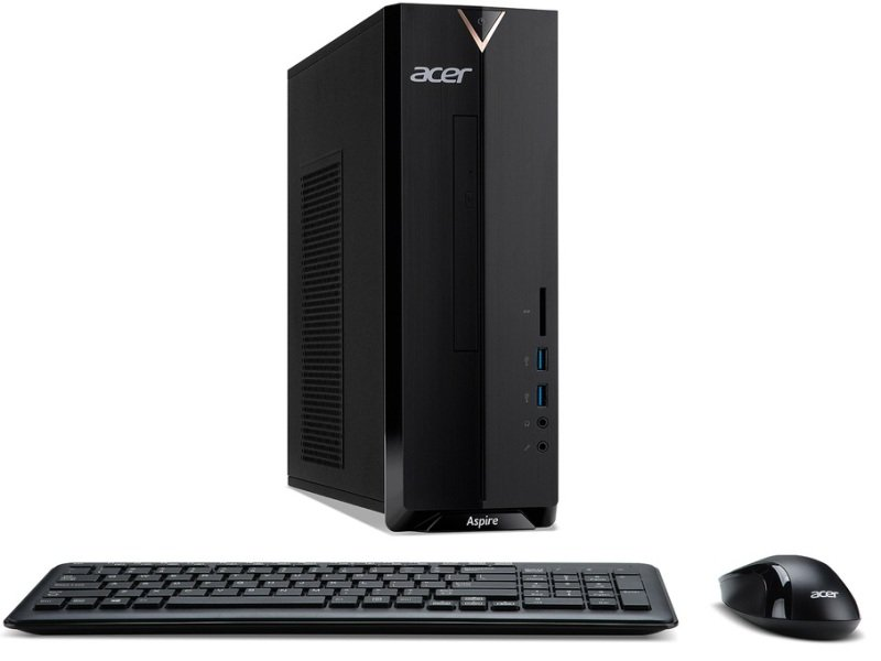 Acer Aspire XC-830 MT Pentium 4GB RAM 1TB HDD Win10 Home Desktop PC