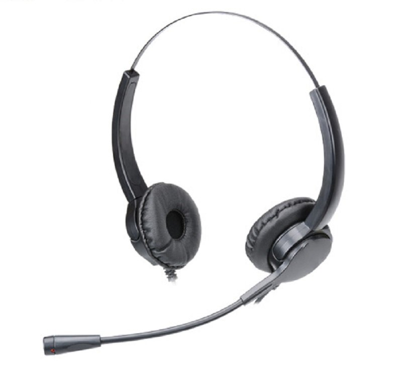 USB Business Headset - Skype, Zoom & Teams Compatible