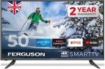 "Ferguson F50RTS4K 50"" 4K Ultra HD LED Smart TV"