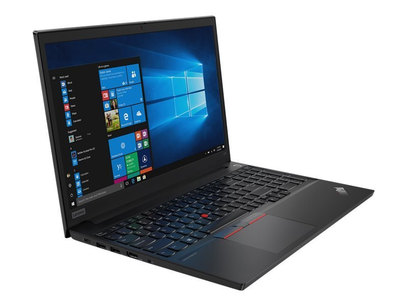 "EXDISPLAY Lenovo ThinkPad E15 Core i5 8GB 256GB SSD 15.6"" Win10 Pro Laptop"
