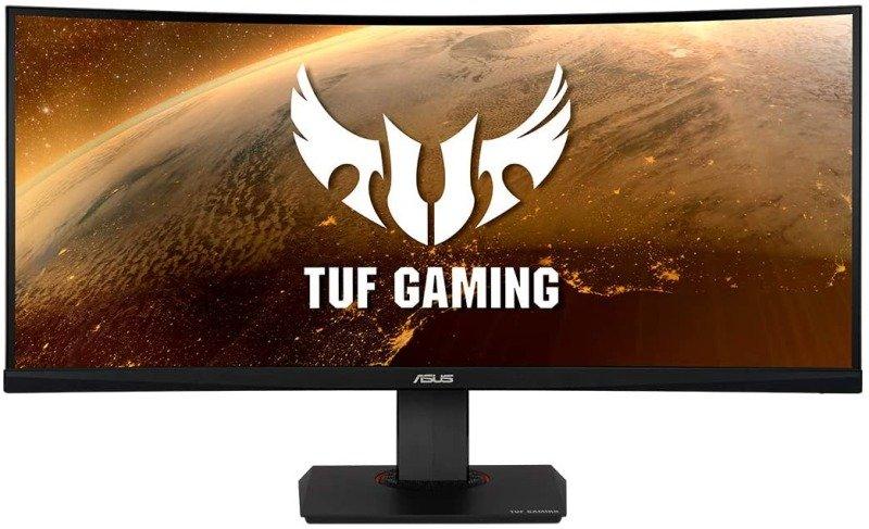 """ASUS TUF Gaming VG35VQ 35"""" WQHD Gaming Monitor"""