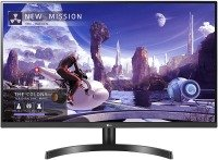 "LG 32QN600-B 31.5"" QHD IPS Monitor with AMD FreeSync"