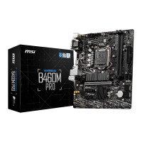 MSI Intel B460M PRO Micro-ATX Motherboard