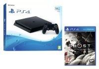 PlayStation 4 500GB + Ghost of Tsushima