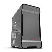 EXDISPLAY Phanteks Enthoo Evolv Micro-ATX Glass Case - Gunmetal Grey