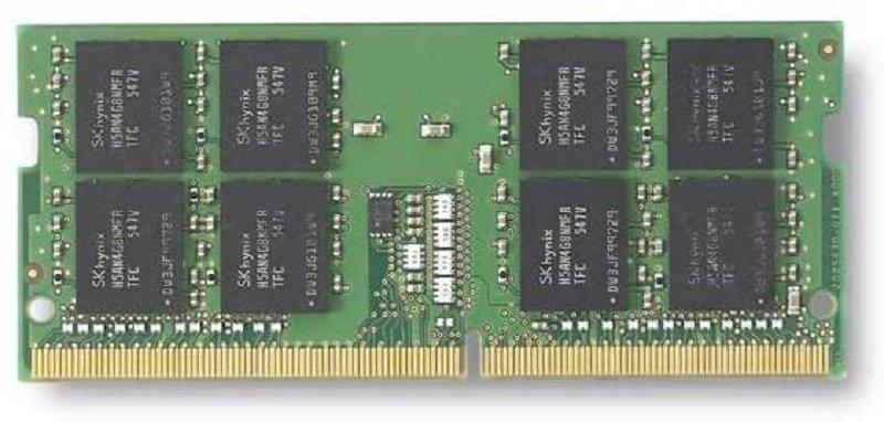 Kingston Memory Module, 16GB 2666MHz DDR4 Non-ECC CL19 SODIMM 2Rx8