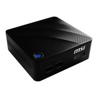 MSI Cubi N Intel Celeron Barebones Mini PC